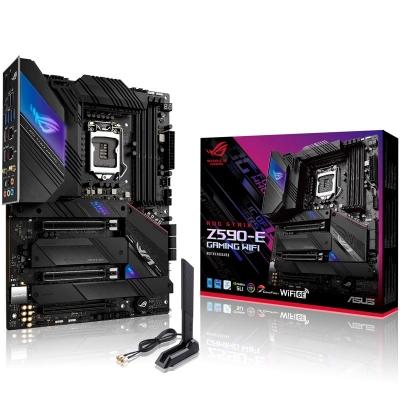 ASUS ROG Strix Z590-E Gaming WiFi, Intel Z590 Mainboard - Socket 1200 - 1