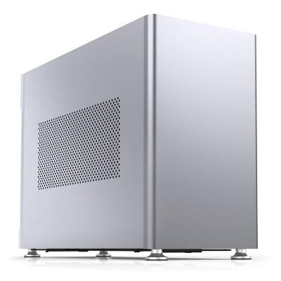 Jonsplus i100 Pro Mini-ITX Case - Silver - 1