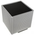Streacom DB4 Fanless Cube Case - Silver - 2