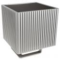Streacom DB4 Fanless Cube Case - Silver - 3