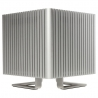 Streacom DB4 Fanless Cube Case - Silver - 4