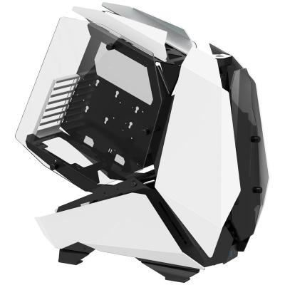 Jonsbo MOD5 Full-Tower Showcase, Side Glass - White - 1