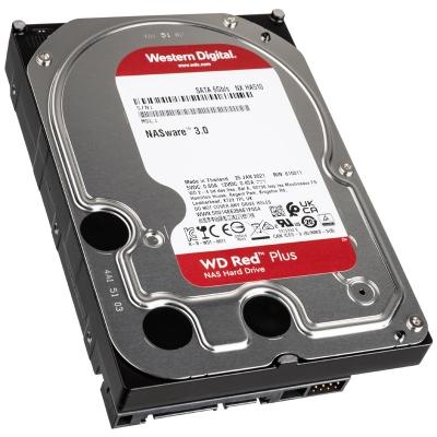 """Western Digital Red Plus, SATA 6G, Intellipower, 3,5"""" - 3 TB - 1"""