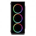 Sharkoon TG4 RGB Mid-Tower, Side Glass - Black - 2
