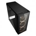 Sharkoon TG4 RGB Mid-Tower, Side Glass - Black - 3