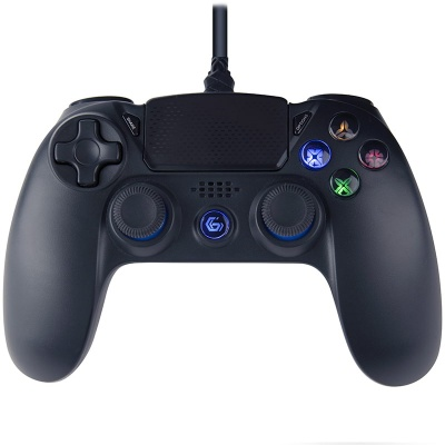Gembird Gaming Controller For PS4 / PC - Black - 1