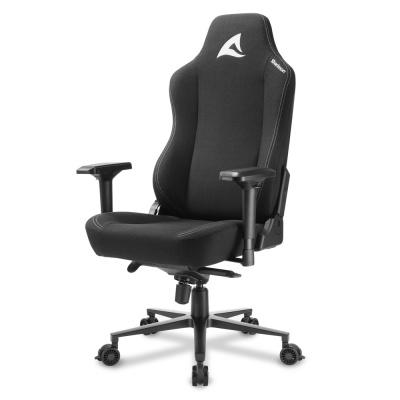 Sharkoon SKILLER SGS40 Fabric Gaming Chair - Black - 1