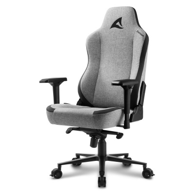 Sharkoon SKILLER SGS40 Gaming Chair - Black / Grey - 1