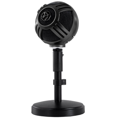 Arozzi Sfera Pro Table Microphone, USB - Black - 1