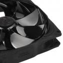 Noiseblocker NB-eLoop Fan B14-PS Black Edition PWM - 140mm - 3