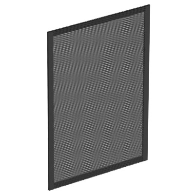 ssupd Meshlicious Mesh Side Panel - Black - 1