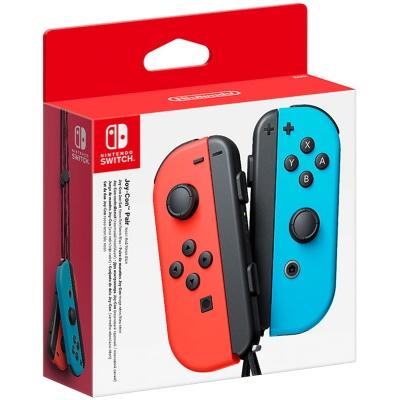 Nintendo Switch Set 2 Joy-Con - Rosso Neon / Blu Neon - 1