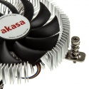 Akasa AK-CC7129BP01 Low Profile Cooling Device For CPU - 74mm - 5