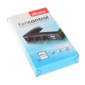 "Akasa 3,5"" FC06 V2 Fan Control With 2x USB 3.0 Ports - 4"