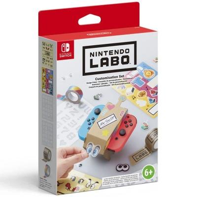 LABO Set Personalizzazione - Nintendo Switch - 1