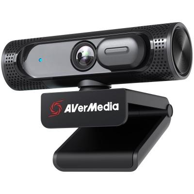 AVerMedia PW315 Full HD Webcam, Wide Angle - 1