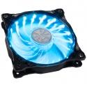 Akasa Vegas X7 LED Fan, RGB - 120mm - 1