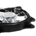 Akasa Vegas X7 LED Fan, RGB - 120mm - 4