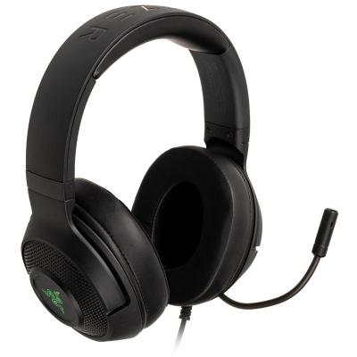 Razer Kraken V3 X Gaming Headset - Black - 1