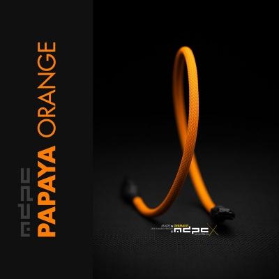 MDPC-X Sleeve Medium - Papaya-Orange, 1m - 1