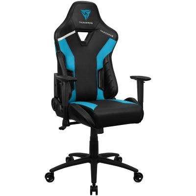 ThunderX3 TC3 Gaming Chair - Black / Blue - 1