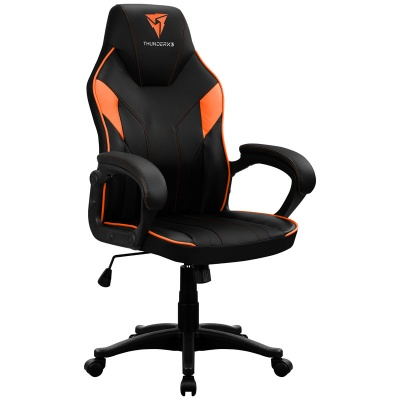ThunderX3 EC1 Gaming Chair - Black / Orange - 1