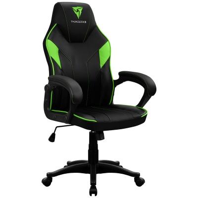 ThunderX3 EC1 Gaming Chair - Black / Green - 1