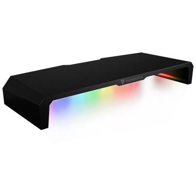 ThunderX3 AS5 HEX RGB, Monitor Stand, Black - 1