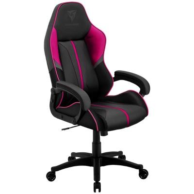 ThunderX3 BC1 BOSS Gaming Chair - Grey / Pink - 1