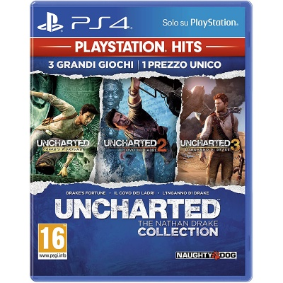 Uncharted: The Nathan Drake Collection - PS Hits - PS4 - 1
