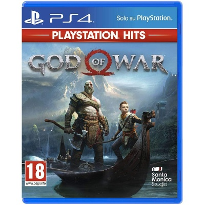 God of War - PS Hits - PS4 - 1