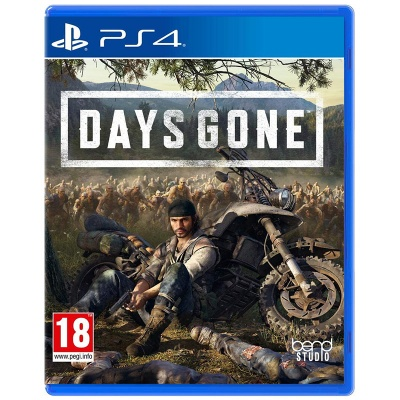 Days Gone - PS4 - 1