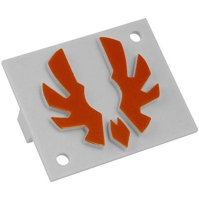 BitFenix Logo For Shinobi Mid-Tower - Orange - 1
