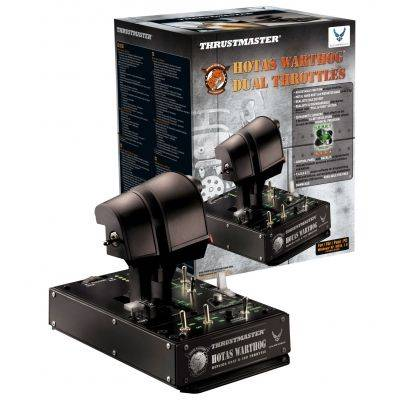 Thrustmaster Hotas Warthog Dual Throttle for PC - 1
