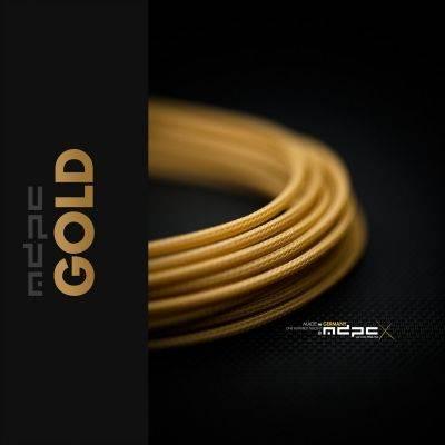 MDPC-X Sleeve Small - Gold, 1m - 1
