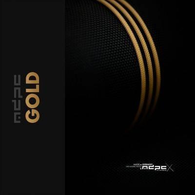 MDPC-X Sleeve XTC - Gold, 1m - 1