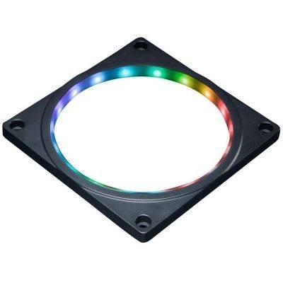 Akasa Fan Frame Digital RGB Black - 120mm - 1