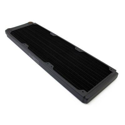 XSPC TX360 Ultrathin Radiator 360mm - Black - 1